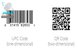 کد های یک بعدی و دو بعدی