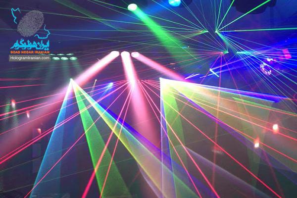 لیزر هولوگرافیک