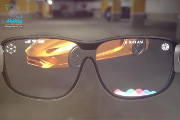 کاربرد عینک های هولوگرامی