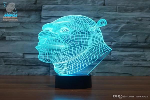 هولوگرام های سه بعدی