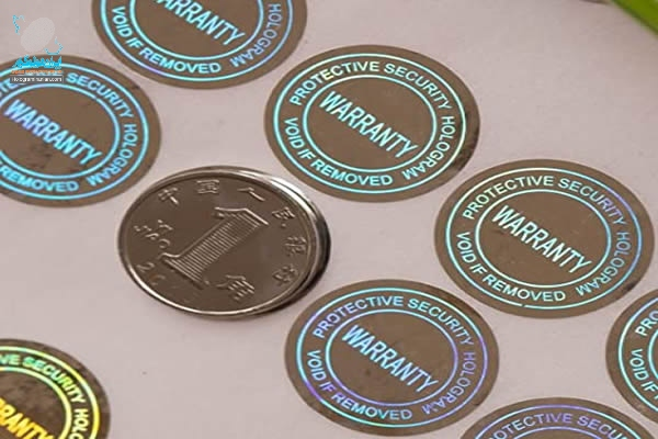 Hologram Stickers and Holographic Labels