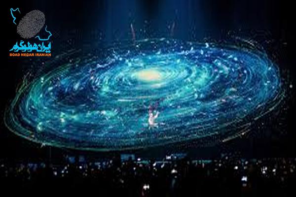 بزرگ ترین هولوگرام جهان