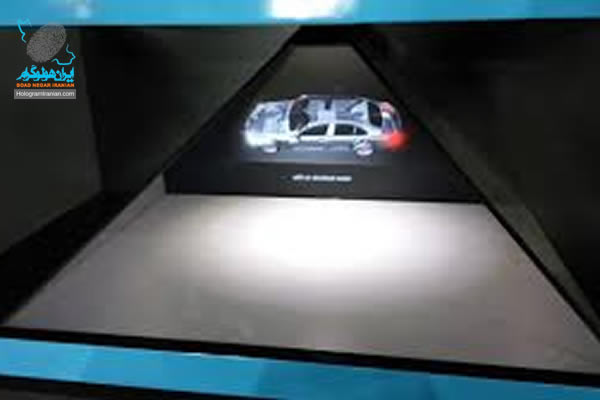 جعبه ی شنی در ساخت هولوگرام