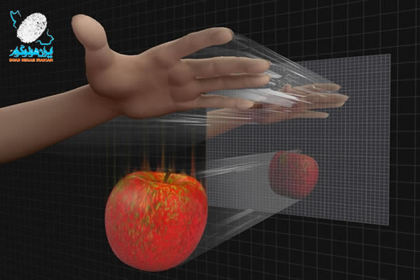 تفاوت بین ساخت هولوگرام انتقالی و بازتابی